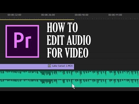 KEN HERON - How to EDIT music to fit video - Premiere Pro TIP