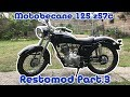 Motobecane 125 Z57C Restomod Partie 3