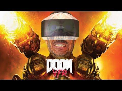 DOOM VFR en REALIDAD VIRTUAL (Primeras horas de juego) | PSVR Gameplay en Español (Directo)