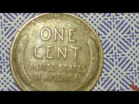 value of 1935 wheat penny