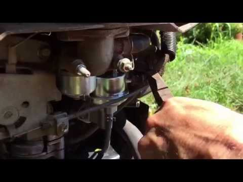 Leaky Fuel Pump Fix - John Deere LX178 - Kawasaki Twin - YouTube