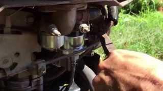 Leaky Fuel Pump Fix - John Deere Lx178 - Kawasaki Twin