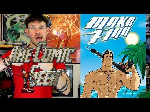 Mako Finn #1 - Class Comics Gay Comic Book Review