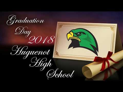2018 Huguenot High School Commencement