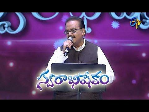 Ninna Leni Andamedo Song - SP Balasubrahmanyam Performance in ETV Swarabhishekam - San Jose, USA Mp3