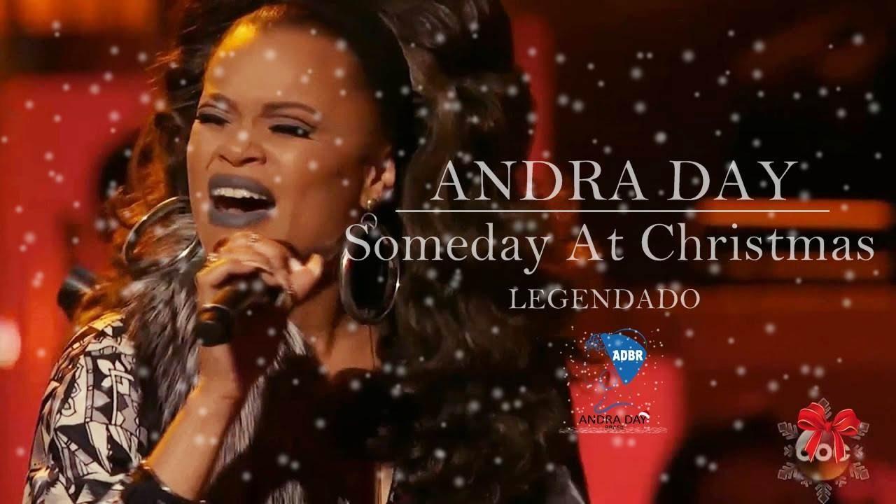 Andra Day - Someday At Christmas (Live | CMA Country Christmas ...