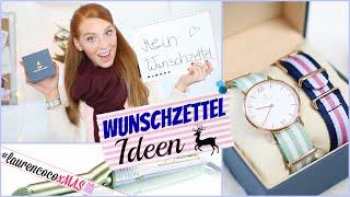 GESCHENKIDEEN - Was DU dir wünschen kannst! + FETTE VERLOSUNG 😁 Thumbnail