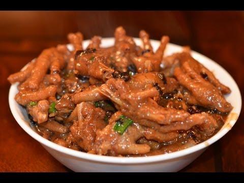 Chicken Feet Recipe Youtube