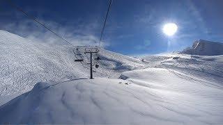 snowboarding #06: Parnassos - an epic powder day