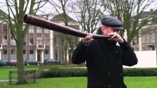 Midwinterhoornblazen in Kampen en Wilsum