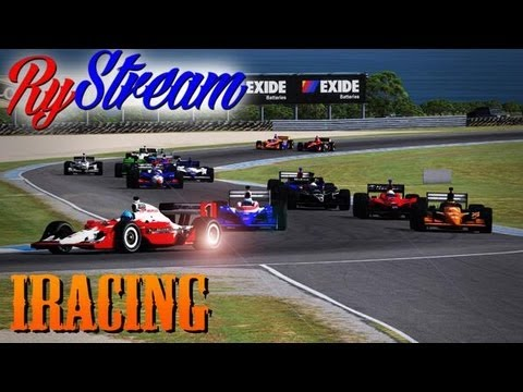 how to watch a heat race iracing