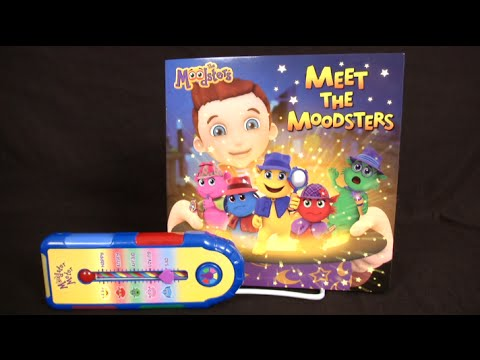 The Moodsters Moodster Meter from Kids Preferred