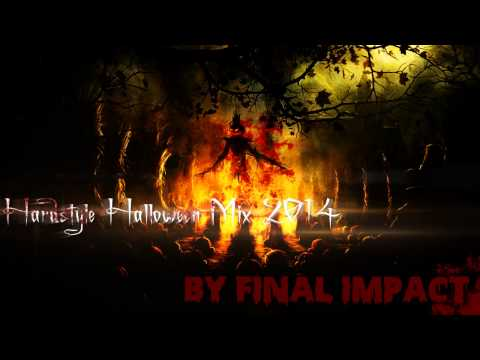 Hardstyle Halloween Mix 2014 by Final Impact