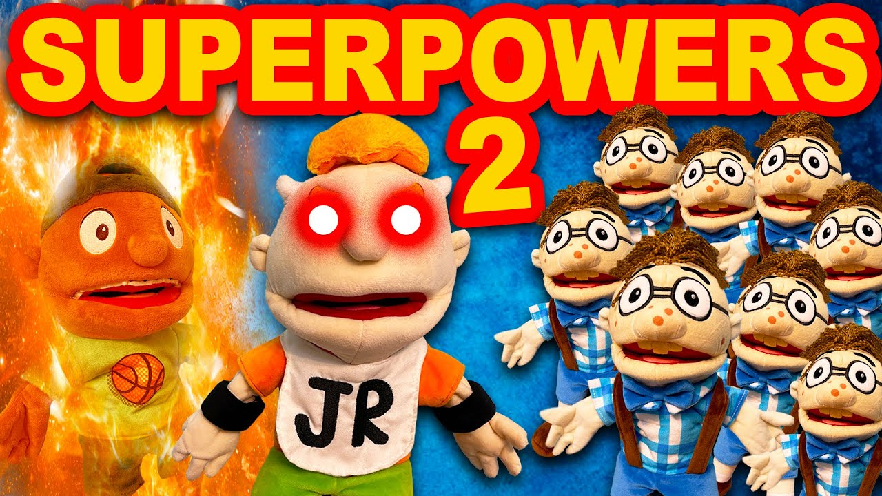 SML Movie: SuperPowers 2