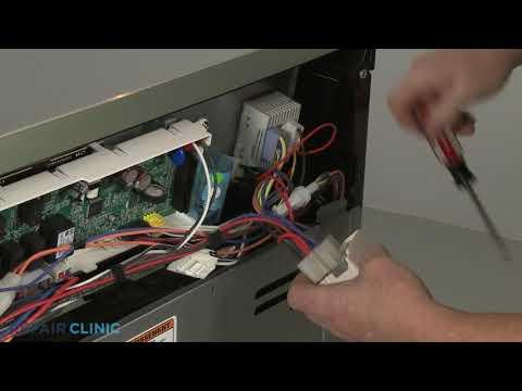 Left Rear Element Switch - Kitchenaid Double Oven Electric Range #KFED500ESS02