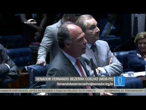 TV Senado ao vivo - Sessão Deliberativa - 31/10/2018