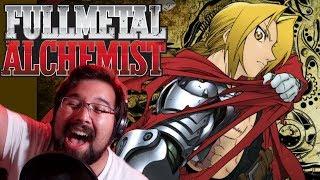 Fullmetal Alchemist [ENGLISH Cover] - Rewrite (FULL OP) - Ca...