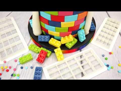 How To Make Sugar Lego Blocks