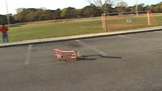 Slow Stick Biplane