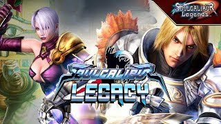 THE WEIRD ONE...Soul Calibur Legends - 2007: Soul Calibur Legacy