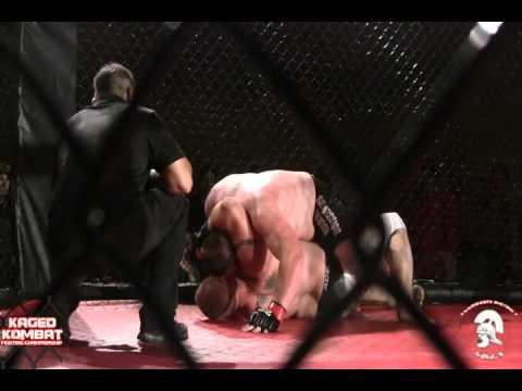 Kaged Kombat 21: Dan Ladd vs Dominick Gildersleeve