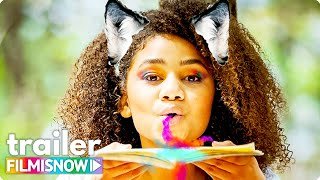 Upside Down Magic 2020 The Power Of Shadow Magic Trailer Disney Channel Original Movie Youtube