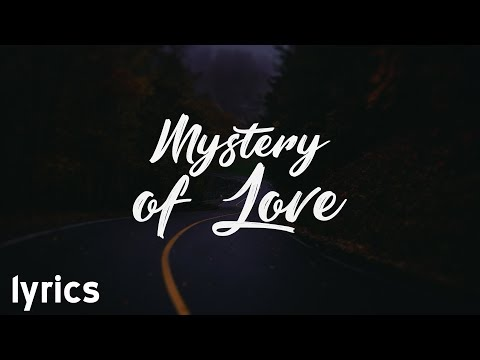Sufjan Stevens - Mystery Of Love // lyrics (Call Me By Your Name Soundtrack)