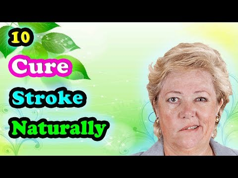 Stroke Treatment With 5 Natural Food