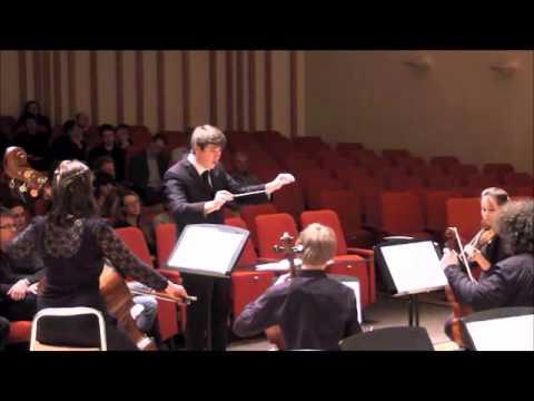 Prelude A L'apres-midi D'un Faune (Claude Debussy) - University Of Manchester Chamber Orchestra