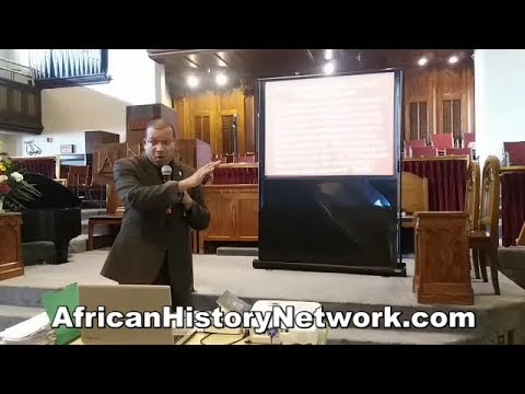 Distortion of Dr. King's Legacy: We're Coming To Get Our Check!!! - Michael Imhotep 1-21-19