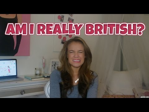 AM I REALLY BRITISH?  JENNIFER VEAL