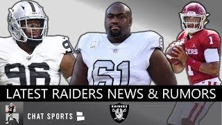 Raiders 2020 Draft Rumors, Latest Raiders News On Rodney Hudson + Raiders Rumors On Clelin Ferrell