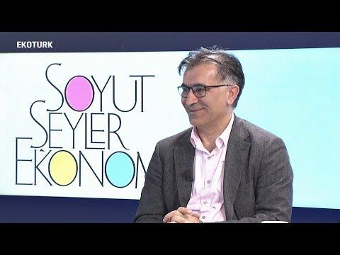 Soyut Şeyler Ekonomisi, A. Selim Tuncer, Konuk: Prof. Dr. Selçuk R. Şirin [Ekotürk, 21.3.2019]