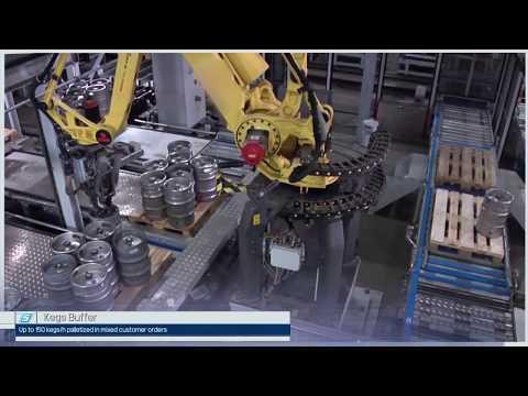 System Logistics - Carlsberg Denmark