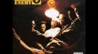 Public Enemy - Public Enemy No. 1 - 1987