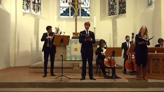 "J.S. Bach: ""Der Friede sei mit dir"", BWV 158"