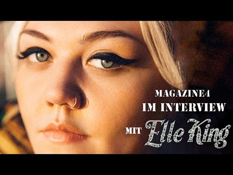 Elle King im magazine4 Interview .... Amazing