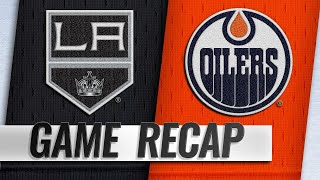 Klefbom's late PPG leads Oilers to 3-2 win