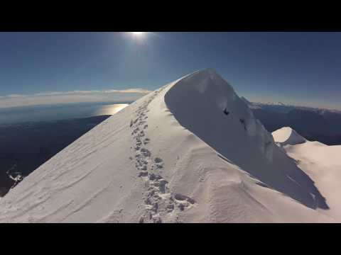 Cumbre Volcan Calbuco en Solitario (30-07-2017)