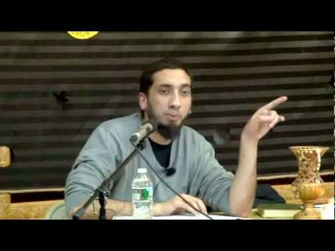 Are You a Reactionary Person? - Nouman Ali Khan