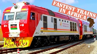 Fastest Trains in Africa 2020