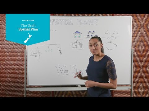Tania Tapsell - What is a Spatial Plan