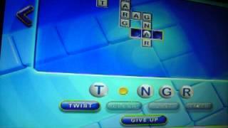 2000,000 HIgh Score on  Text Twist 2!