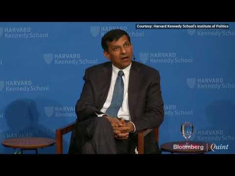 Raghuran Rajan: Naive To Think Demonetisation Would Make Tax Evaders Change Heart Overnight