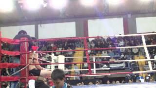 Pelea Micael Villagra vs kachu