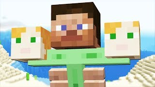 the cursed Minecraft world is ENDING...