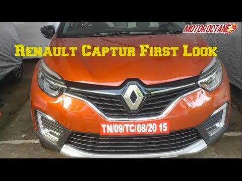 EXCLUSIVE: Renault Captur Walk Around -India - Hindi - रीनाल्ट कैप्चर