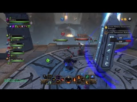 Neverwinter PvP / Soulweaver Warlock mod 16