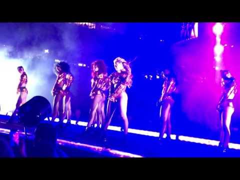 Beyoncé - Cut It/Panda dance break (Formation World Tour Levi's Stadium Santa Clara 5/16)
