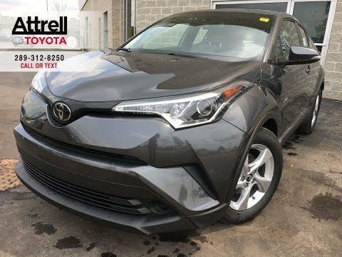 2019 Toyota C-HR XLE Package Walkaround - Brampton ON - Attrell Toyota